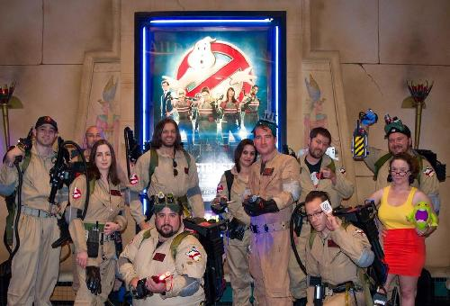 trap nation ghostbusters
